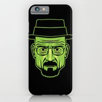 Walter White Portrait. iPhone 6 Slim Case
