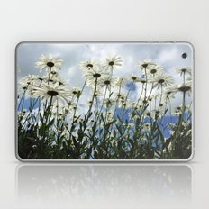 Marguerites Laptop & iPad Skin