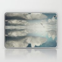 Spaces II - Sea of Clouds Laptop & iPad Skin