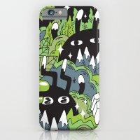 Little Lurkers iPhone 6 Slim Case