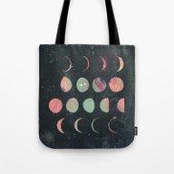 Moon Love. Tote Bag