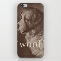 Famous Quotes #1 (anonym… iPhone & iPod Skin