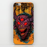CHUPACABRA iPhone & iPod Skin