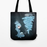 Intercosmic Christmas In… Tote Bag