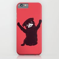 iPhone Cases featuring Hug by Huebucket