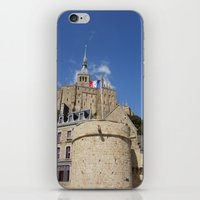 Mont St Michel iPhone & iPod Skin