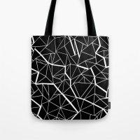 Ab Outline Mod Tote Bag