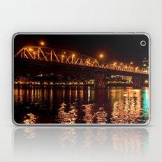 hawthorn bridge Laptop & iPad Skin