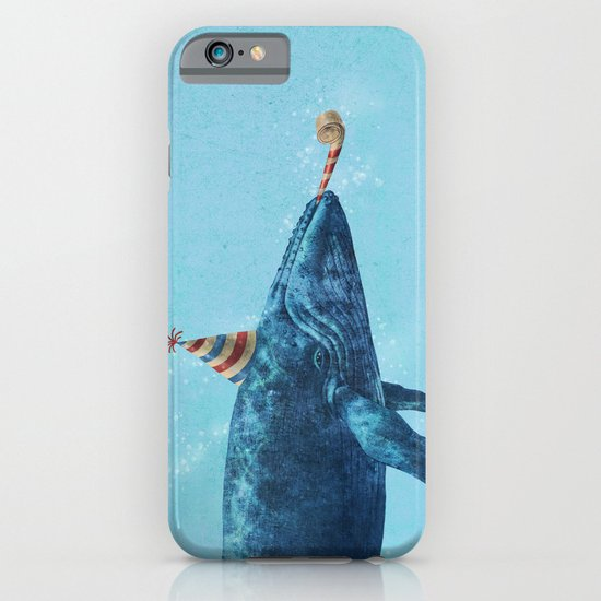 Party Whale  iPhone & iPod Case