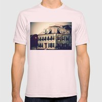 Toy History Mens Fitted Tee Light Pink SMALL