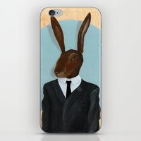 David Lynch | Rabbit iPhone & iPod Skin