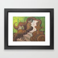 Come To Me Framed Art Print
