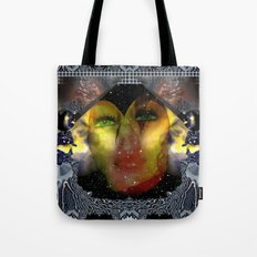 Take the dreams of peacefulness as arms against deceitfulness Tote Bag