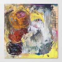 Again Canvas Print