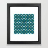 Pattern9 Framed Art Print