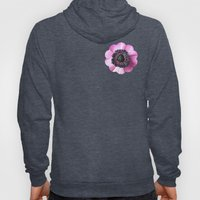 Hello Spring - The Heart of a Anemone  Hoody