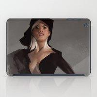 Figure Study iPad Case