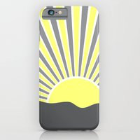 Good Morning Sunshine iPhone 6 Slim Case