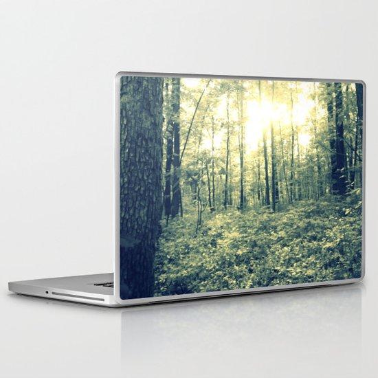 Where Magic Grows Laptop & iPad Skin