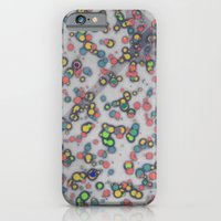 iPhone & iPod Case featuring Op Ning A Glam  Rocker From Hereford by Chillinspire