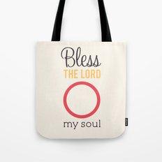 O My Soul Tote Bag