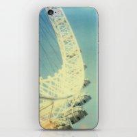 London Eye, Polaroid iPhone & iPod Skin