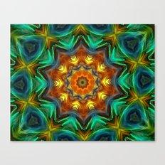 Mandala - Soul Live Canvas Print
