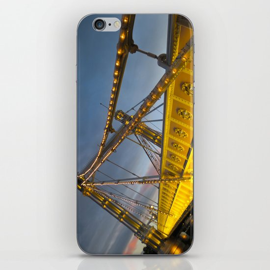 The Albert Bridge London iPhone & iPod Skin