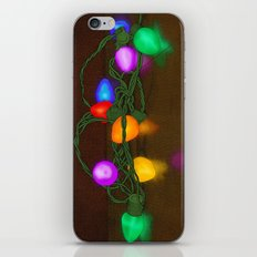 All Lit Up iPhone & iPod Skin