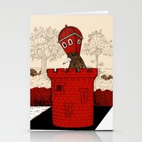 The Rook Stationery Cards