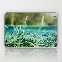On A Cold And Sunny Morn… Laptop & iPad Skin