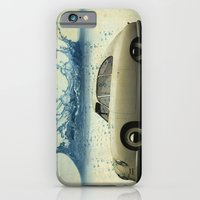 iPhone & iPod Case featuring deep water porsche by vin zzep