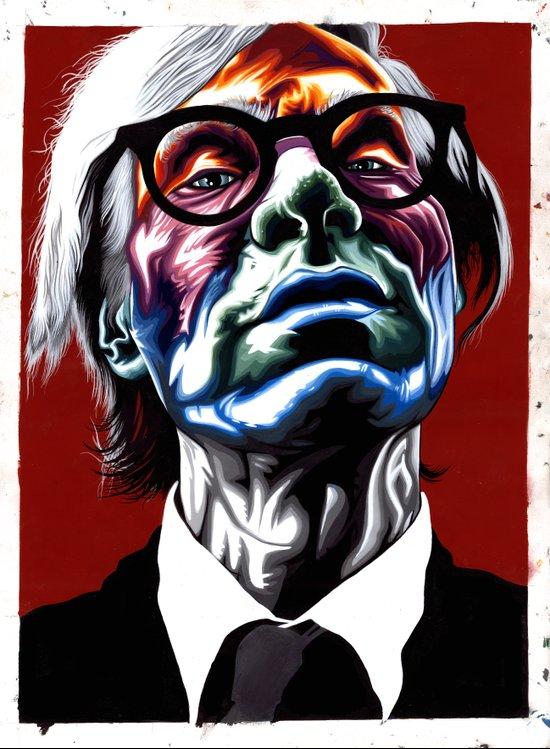 Andy Warhol Canvas Print