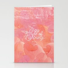 Girl Almighty Stationery Cards