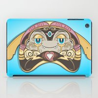 RUFUS (has a heart that shines like a diamond) iPad Case