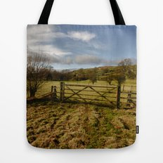 The Yorkshire Dales Tote Bag
