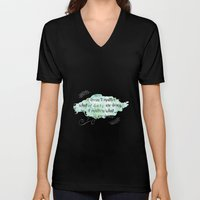 It doesn't matter what others are doing Unisex V-Neck