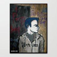 Hopeless Canvas Print