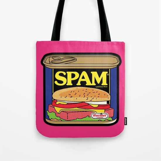 Pop Icon - Mail Box Tote Bag