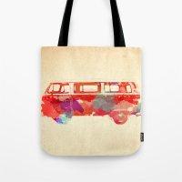VW Van  Tote Bag