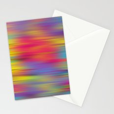 All The Colors  Stationery Cards