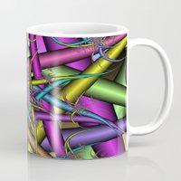 Star Fractal Mug