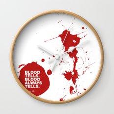 Dexter no.2 Wall Clock