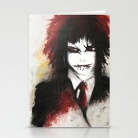 Hitsugi Nightmare Stationery Cards