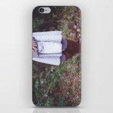 Bookish 03 iPhone & iPod Skin