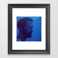 Only God Forgives Framed Art Print
