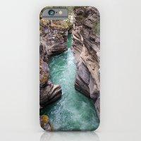 Nature's veins iPhone 6 Slim Case