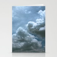 Wonder Cloud Stationery Cards