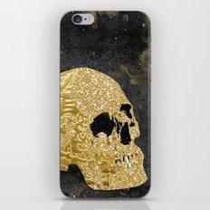 Frightening iPhone & iPod Skin