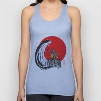 Aang in the Avatar State Unisex Tank Top
